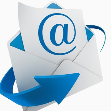 Enviar mensagem de E-mail